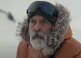"""George Clooney estrela trailer épico de """"O Céu da Meia-Noite"""", novo drama da Netflix"""