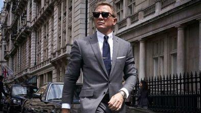 """Daniel Craig em trailer de """"007 - Sem Tempo Para Morrer"""" (Reprodução)"""