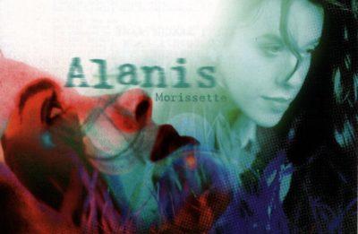 "Capa do álbum ""Jagged Little Pill"" de Alanis Morissette (Divulgação)"