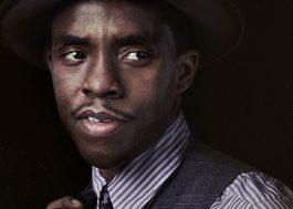 Netflix faz campanha para Chadwick Boseman ser indicado ao Oscar