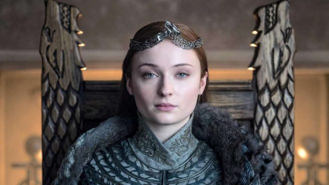 """Sophie Turner em """"Game of Thrones"""" (Reprodução)"""