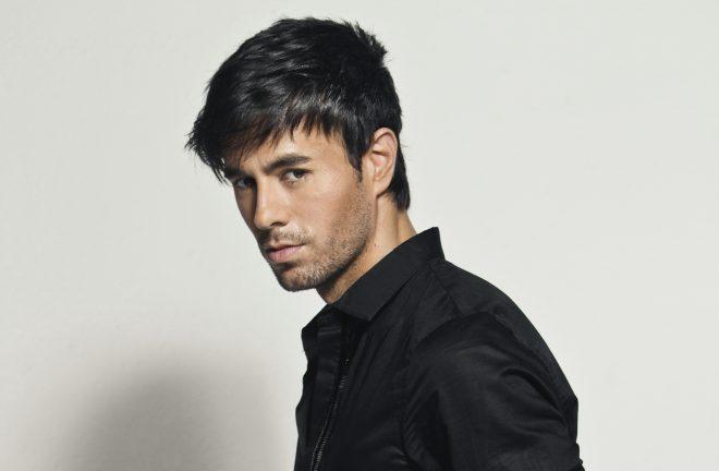 Foto de Enrique Iglesias (Divulgação: Sony Music/Zony Maya)
