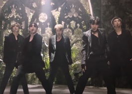 "BTS arrasa na coreografia de ""Black Swan"" no programa do Jimmy Fallon"