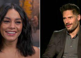 Vanessa Hudgens e Joe Manganiello entram para o elenco de série animada sobre zumbis da Netflix