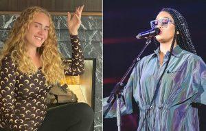 Adele e H.E.R. são confirmadas no Saturday Night Live no próximo sábado (24)!