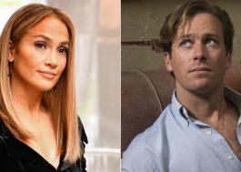 Jennifer Lopez e Armie Hammer serão protagonistas de comédia romântica de ação