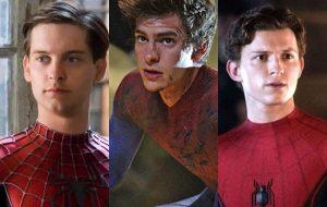 Rumor: Tobey Maguire e Andrew Garfield atuarão em novo filme do Homem-Aranha com Tom Holland