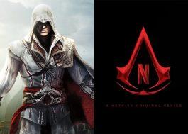 """Série live-action de """"Assassin's Creed"""" está em desenvolvimento pela Netflix"""