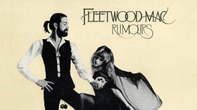 """Capa de """"Rumours"""" do Fleetwood Mac (Divulgação)"""