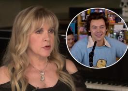 """Stevie Nicks diz que Harry Styles tem grandes chances de atuar na minissérie de """"Rhiannon"""""""