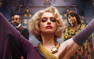 """Remake de """"Convenção das Bruxas"""", com Anne Hathaway, ganha primeiro pôster!"""