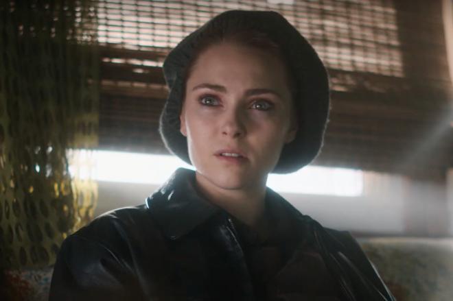 """AnnaSophia Robb no trailer de """"The Expecting"""" (Reprodução)"""