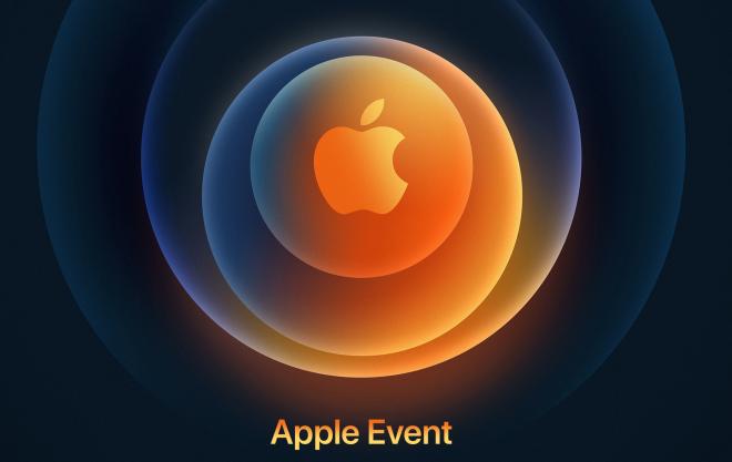 Logo de novo evento da Apple (Divulgação)