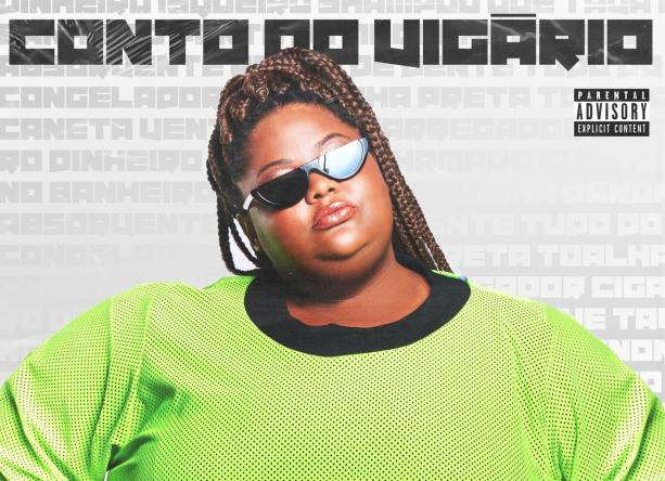 """Capa da música """"Conto do Vigário"""" (Divulgação)"""