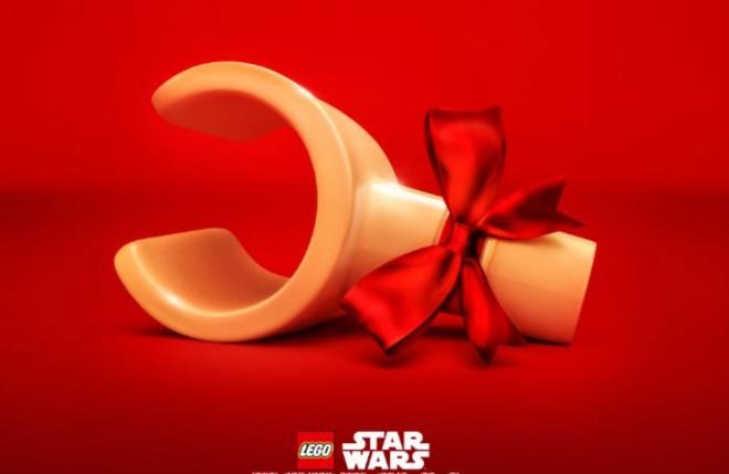 """Pôster de especial de Natal do """"Star Wars"""" (Divulgação)"""