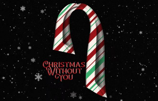 """Capa da música """"Christmas Without You"""" (Divulgação)"""