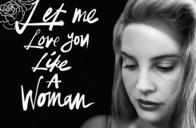 """Capa de """"Let Me Love You Like a Woman"""" (Divulgação)"""