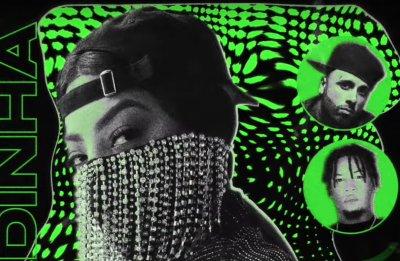 """Capa de """"Verdinha Remix"""" (Divulgação)"""