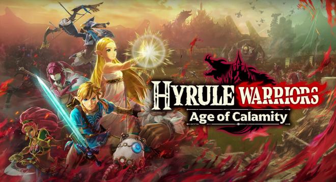 """Pôster de""""Hyrule Warriors"""" (Reprodução)"""