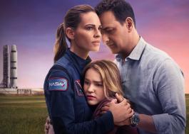 """""""Away"""", série com Hilary Swank, é cancelada após uma temporada"""