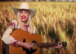 "Em talk show, Gwen Stefani faz versões country de ""Hollaback Girl"", ""Don't Speak"" e mais"