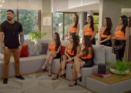 """""""Game dos Clones"""": 2º episódio ganha teaser com barraco, beijo e festa"""