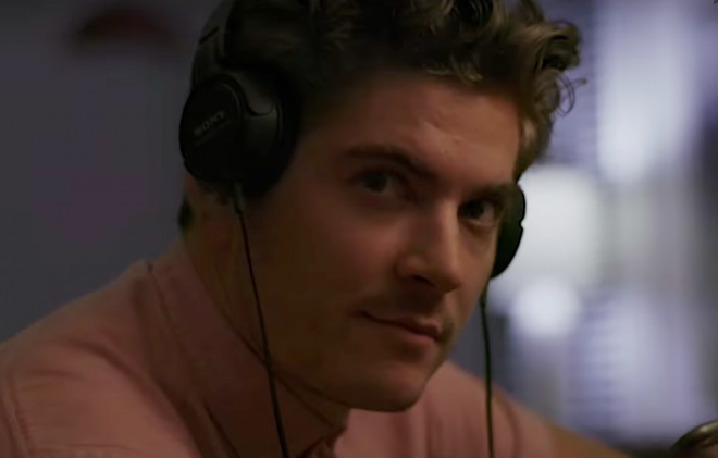 """Cena do trailer de """"Murder On Middle Beach"""" (Reprodução)"""