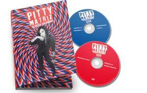 """""""MATRIZ – Arquivos Completos"""": Pitty anuncia lançamento de DVD duplo"""