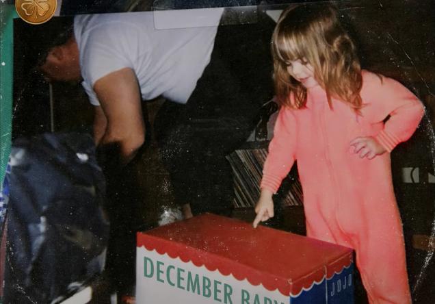 """Capa de """"December Baby"""" (Divulgação)"""