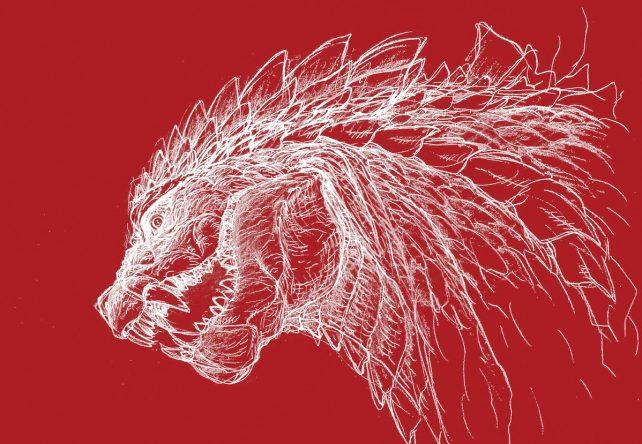 """Imagens de """"Godzilla: Singular Point"""", da Netflix (Divulgação)"""