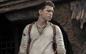 """Tom Holland está pronto para a ação em primeiras imagens de """"Uncharted"""""""
