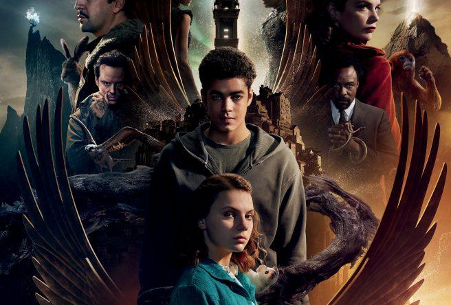 """Cartaz da 2ª temporada de """"His Dark Materials"""" (Divulgação)"""