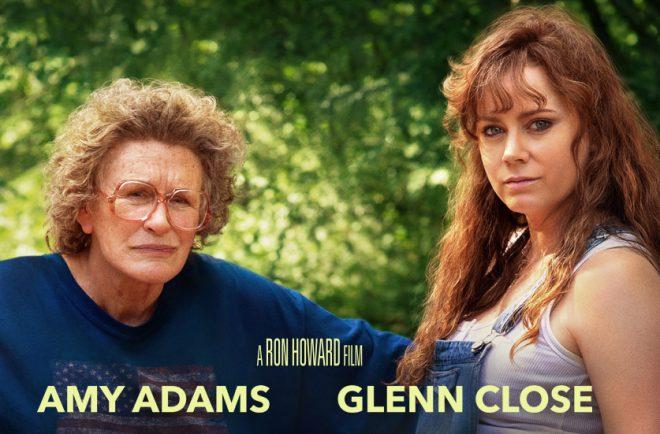 """Glenn Close e Amy Adams em pôster de """"Era Uma Vez Um Sonho"""" (Divulgação)"""