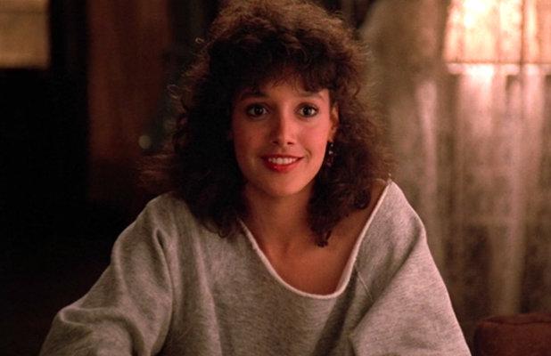 """Jennifer Beals em cena de """"Flashdance"""" (Reprodução)"""