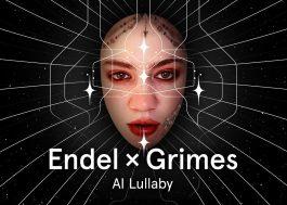 """""""AI Lullaby"""": Grimes lança projeto musical para ajudar pessoas com insônia"""
