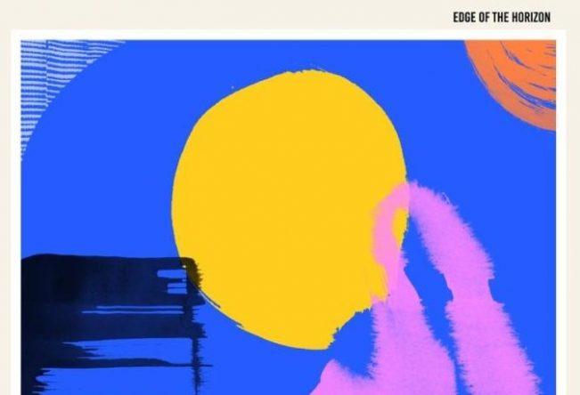 """Capa do álbum """"Edge of the Horizon"""" (Reprodução)"""