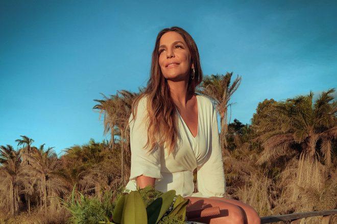 """Ivete Sangalo no clipe de """"Dura na Queda"""" (Divulgação/Rafael Mattei)"""