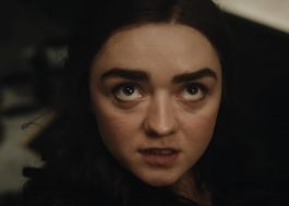 "Maisie Williams vinga a morte do pai e foge da polícia em novo trailer da série ""Two Weeks To Live"""