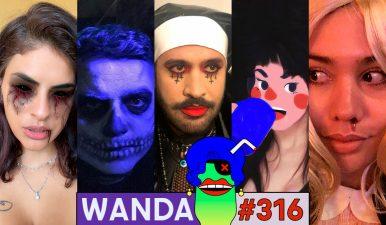 Invoca Wanda tá no ar!