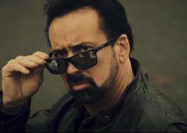 """Nicolas Cage luta contra animatrônicos gigantes em teaser do filme """"Willy's Wonderland"""""""