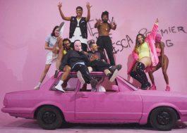 """Valesca Popozuda e Heavy Baile se unem em clipe ousado de """"Me come e Some""""; assista!"""