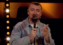 "Sam Smith faz cover de ""Head & Heart"", de Joel Corry e MNEK, no Live Lounge"