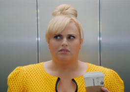 "Rebel Wilson encara primeiro filme de drama da carreira em ""The Almond and the Seahorse"""