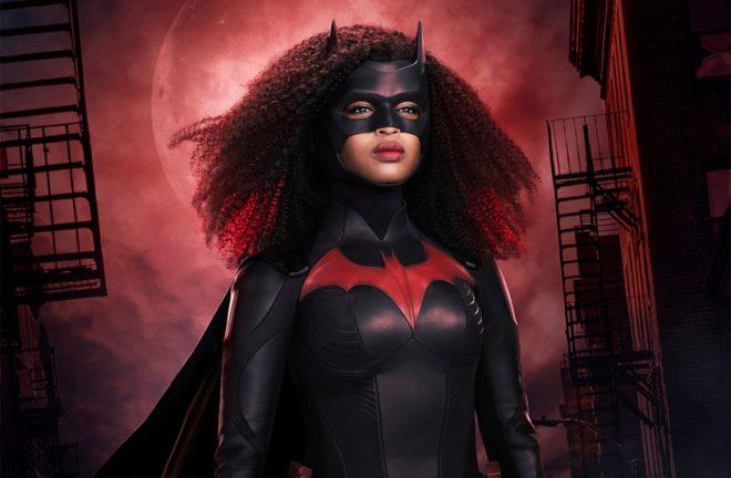 Javicia Leslie como Batwoman (Divulgação)
