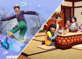 """The Sims 4 anuncia a expansão """"Diversão na Neve"""" com novos cenários, possibilidades e centenas de itens"""