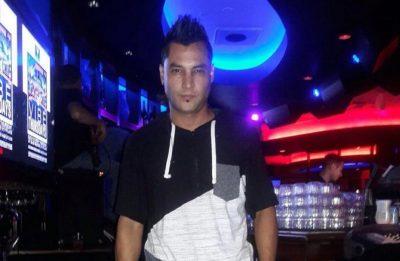 Anthony Galindo em foto postada no Instagram (Reprodução/Instagram)