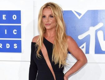 Britney Spears no Video Music Awards (Getty Images)