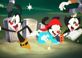 """Os Animaniacs"": personagens retornam para novas aventuras no trailer do reboot"
