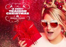 Meghan Trainor revela tracklist do álbum natalino, que chega na semana que vem