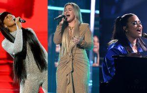 Alicia Keys, Kelly Clarkson e Demi Lovato entregam apresentações impecáveis no BBMAs 2020